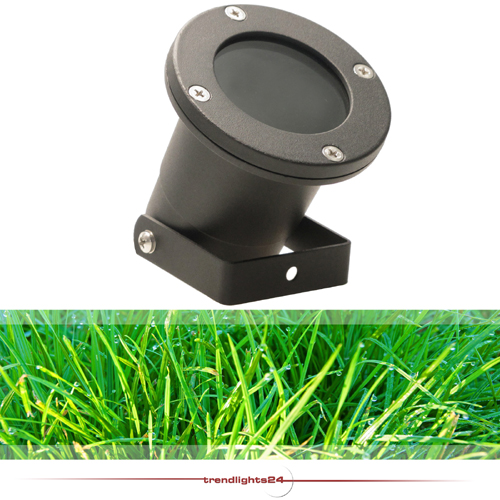 LED Außen Leuchte Gartenbeleuchtung IP68 Pflanzenstrahler Aufbauspot Gardeno